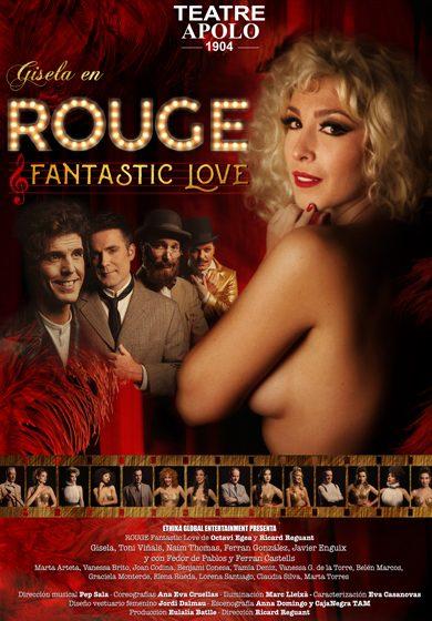 Rouge Fantastic Love